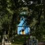 Cerkiew cmentarna p.w. św. Jana Teologa z 1824 r.