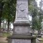 Grób Marii Zachert z domu Buchholtz.