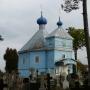 Kaplica cmentarna (prawosławna) p.w. Świętej Trójcy
