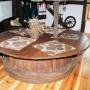 Zaborek - Stół na złożeniu kamieni koźlaka.