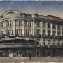 W kolejnym okresie- niemieckim (1915- 1919) powstała ta kolorowa pocztówka. Ze zbiorów J. Murawiejskiego