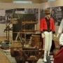 W Muzeum organizowane są bardzo interesujące wystawy czasowe jak np tu prezentowana pod tytułem