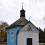 Cerkiew greko-kat., ob. prawosławna, p.w. Ścięcia Głowy św. Jana z 1785r.