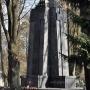 Jarosław Giryn- autor odsłoniętego 10 listopada 1932r pomnika był również twórcą Teatru Dramatycznego i trybuny na Stadionie Miejskim w Zwierzyńcu.