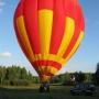 Biebrza - lot balonem