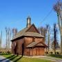 Kaplica cmentarna p.w. Imienia Maryi