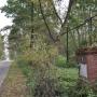 Kapliczka na granicy pól należących do Mierzwic i Rozwadowa