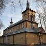 Zabytkowy kościół par. p.w. Najśw. Serca Pana Jezusa