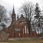 Kościół par. p.w. św. Elżbiety z 1909r.