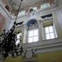 Wnętrze Pałacu Archimandrytów.