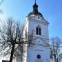Sanktuarium Matki Bożej Królowej Rodzin w Juchnowcu, Parafia p.w. Św. Trójcy