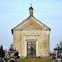 Kaplica cmentarna z 1872roku.
