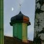 Brzoza i półksiężyc-to islam na Podlasiu.