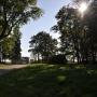 Dawne założenie parkowo-dworskie