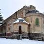 Cerkiew zimowa św. Sergiusza z Radoneża z 1901r.