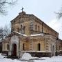 Cerkiew zimowa św. Sergiusza z Radoneża z 1901r, obecnie kaplica dla młodzieży.