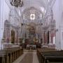 Kościół p.w. Wniebowzięcia Najświętszej Marii Panny. Wnętrze.