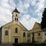Zabytkowy zespół klasztoru benedyktynek