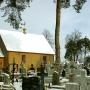 Kaplica cmentarna p.w.Opieki Matki Bożej