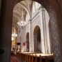 Kościół Narodzenia NMP- wnętrze.