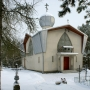 Cerkiew p.w. św. Anny i cmentarz.