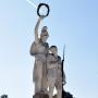 Pomnik ku czci poległych żołnierzy 42-go Pułku Piechoty w czasie wojny polsko- sowieckiej w 1920 roku.