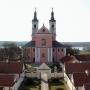 Zespół klasztorny kamedułów.