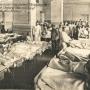 Niemiecki szpital wojskowy w Pałacu Branickich 1916 r. Ze zbiorów Muzeum Historycznego w Białymstoku.