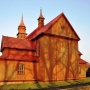Drewniany kościół p. w.św. Józefa