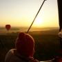 Biebrza, Narew - lot balonem