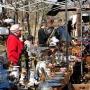 W każdą pierwszą niedzielę miesiąca, Kiermusy ożywają z okazji odbywających się tam wówczas Targów Staroci.