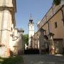 Janów Podlaski - Zabytkowy kościół pw. św. Trójcy