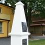 Pomnik ufundowany dla Marszałka Józefa Piłsudskiego
