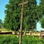 Cmentarz rzymskokatolicki z końca XVIIIw.