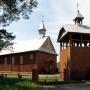 Łuzki - Kościół p.w. Macierzyństwa NMP