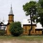 Horbów - Zabytkowa cerkiew prawosławna, ob. kościół rzym.-kat. par. p.w. Przemienienia Pańskiego