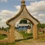 Terespol - Zabytkowa cerkiewka cmentarna