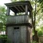 Neple - Zabytkowy kościół par. p.w. Podwyższenia Krzyża, dzwonnica