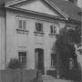 Dawny budynek plebanii, wybudowany jeszcze za czasów hetmana Branickiego. Obecnie siedziba Biskupa.