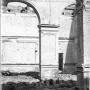 Ruiny Pałacu Branickich, stan z 1945 r. Zdjęcie Wł. Paszkowskiego