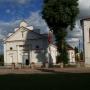 Kolno - Zabytkowy kościół par. p.w. św. Anny