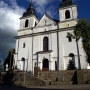 Mały Płock - zabytkowy kościół par. p.w. Znalezienia Krzyża