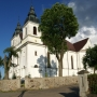 Kościół par. p.w. Znalezienia Krzyża Św. (1881 i 1926)