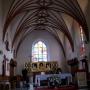 Kościół p.w. św. Jana Chrzciciela z 1500 roku.