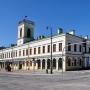 Ratusz z 1842-1844. Obecnie Urząd Miejski.