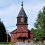 Kościół p.w. św. Anny (dawna molenna staroobrzedowców) z 1914 r