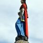 Figura św Agaty prawie kompletna.