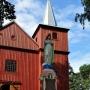 Kościół p.w. św. Mateusza z1849 r.