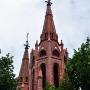 Kościół par. p.w. MB Anielskiej z 1923r.