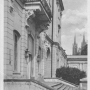 Pocztówka z okresu 1914-1916. Instytut Cara mikołaja I. (Szkoła dla panien szlachetnie urodzonych)